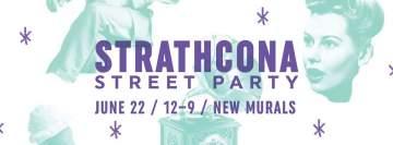 Strathcona Street Party