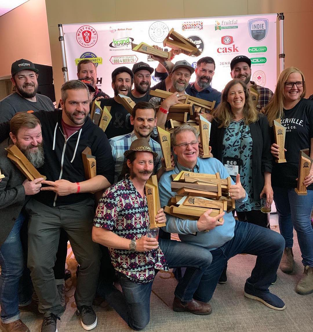 Central City Win Caps Off #BCCraftBeer's Decade Of Dominance At CBAC