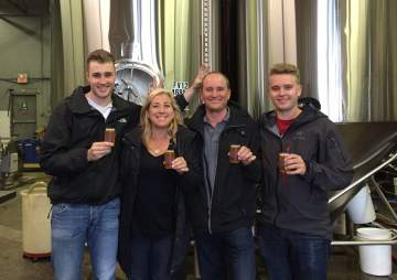 Father's Day Brewery Tour @ Waterfront Station |  |  |
