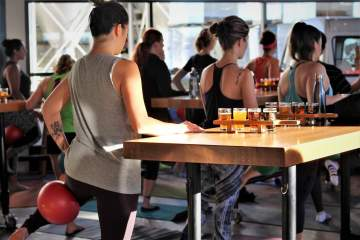 Meet me at the Barre @ Steamworks Brewery & Taproom  |  |  |