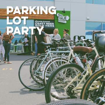 Parking Lot Party 2.0 @ Old Yale Brewing | Chilliwack | British Columbia | Canada