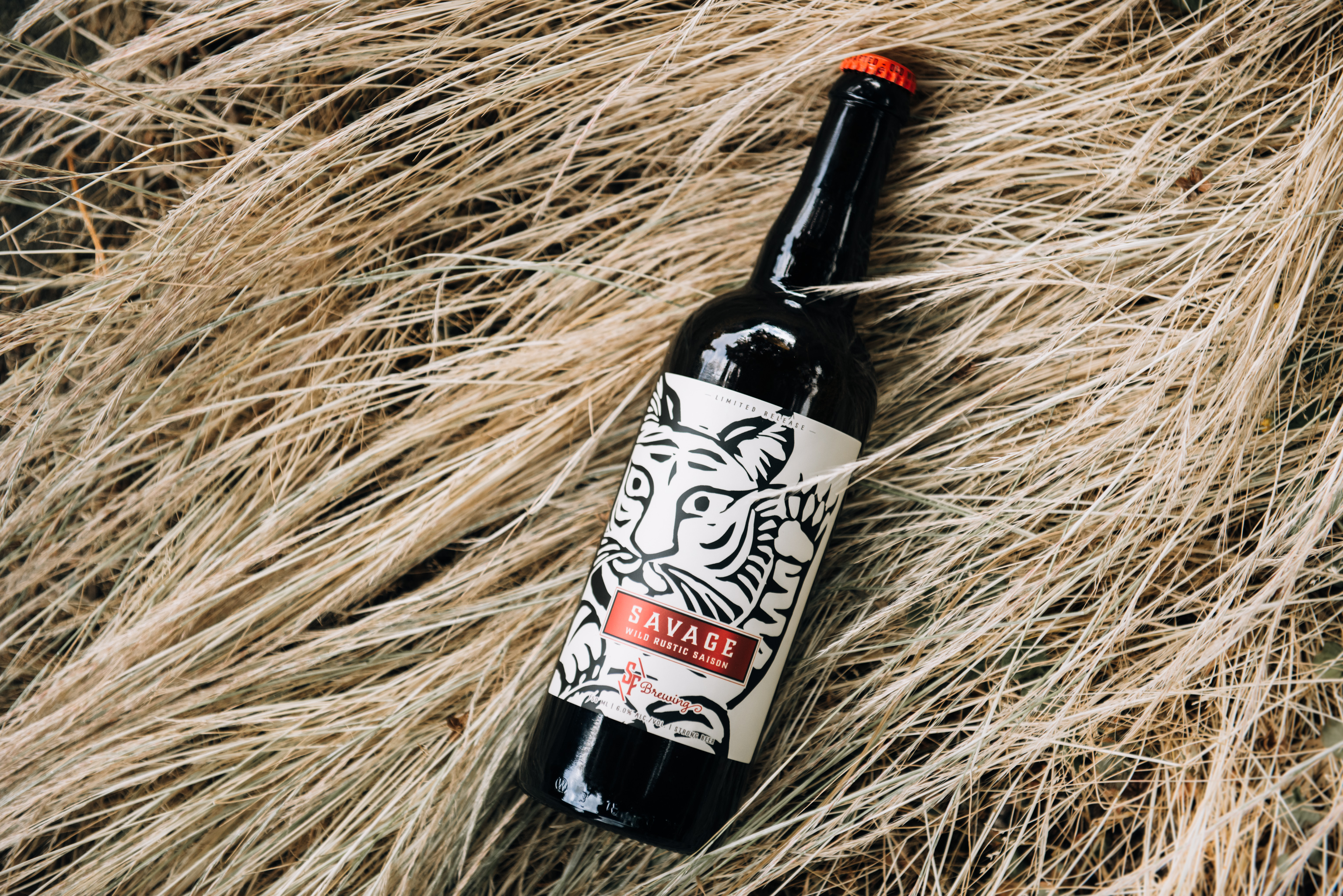 SAVAGE – Farmhouse Fest X Strange Fellows Brewing Collaboration