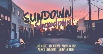 Sundown Showdown - Last Pint at Callister @ Callister Brewing Company