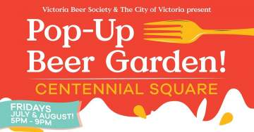 Pop Up Beer Truck in the Square @ Centennial Square
