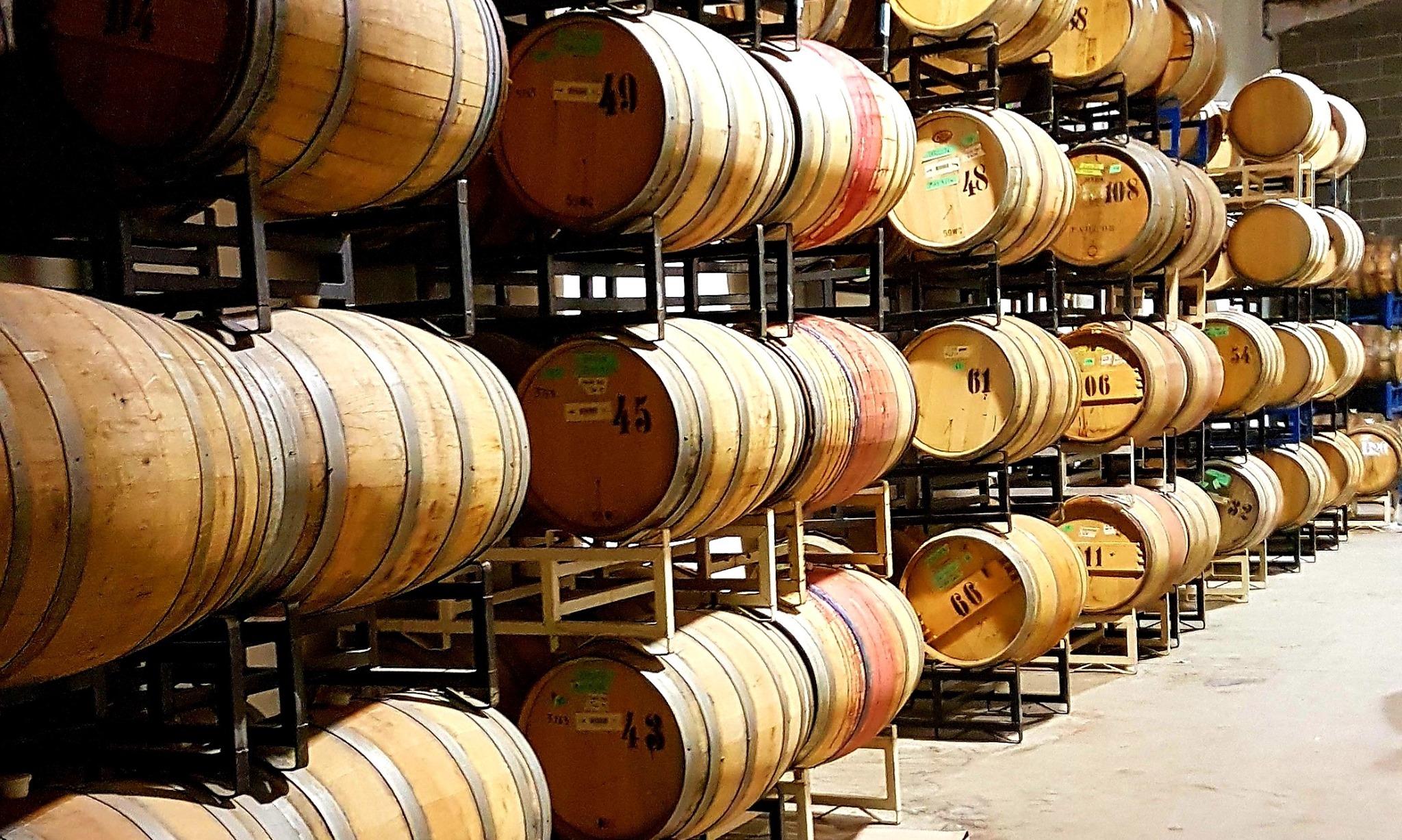 Barrel Aged Weekend