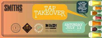 Brewers Row Tap Takeover @ Smiths Pub
