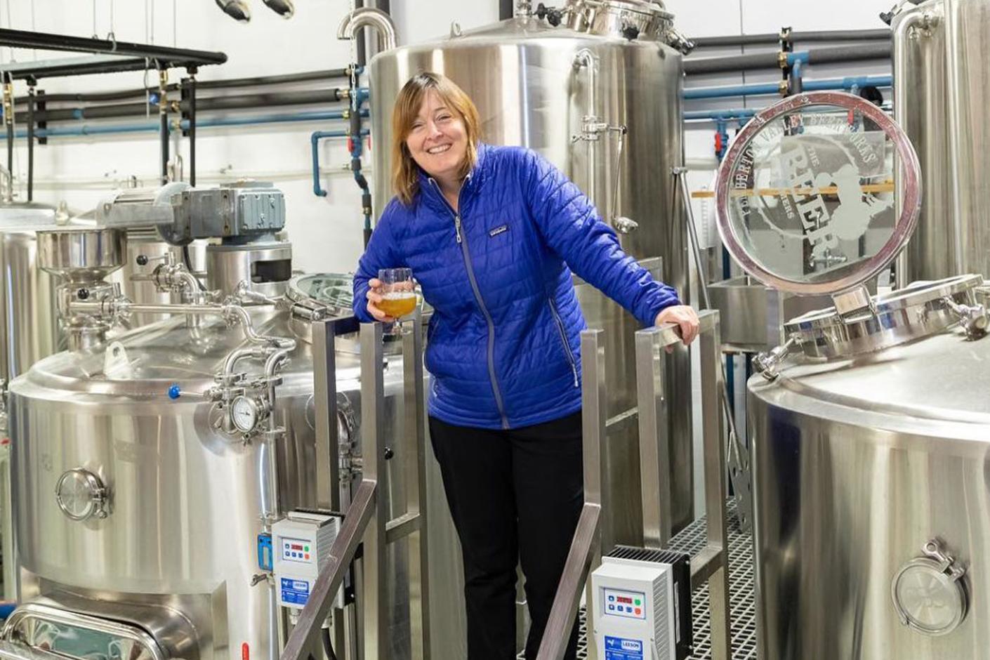 Brenda Miller: Beer Farmer