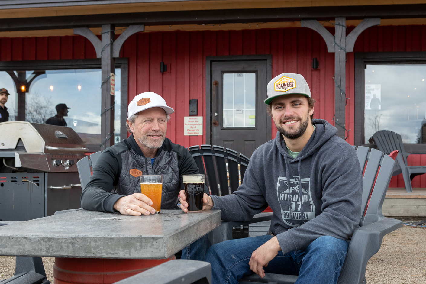 Two Generations Of Brewing Part III: Highway 97 Brewery