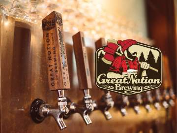 Great Notion Tap Takeover @ The Magnet