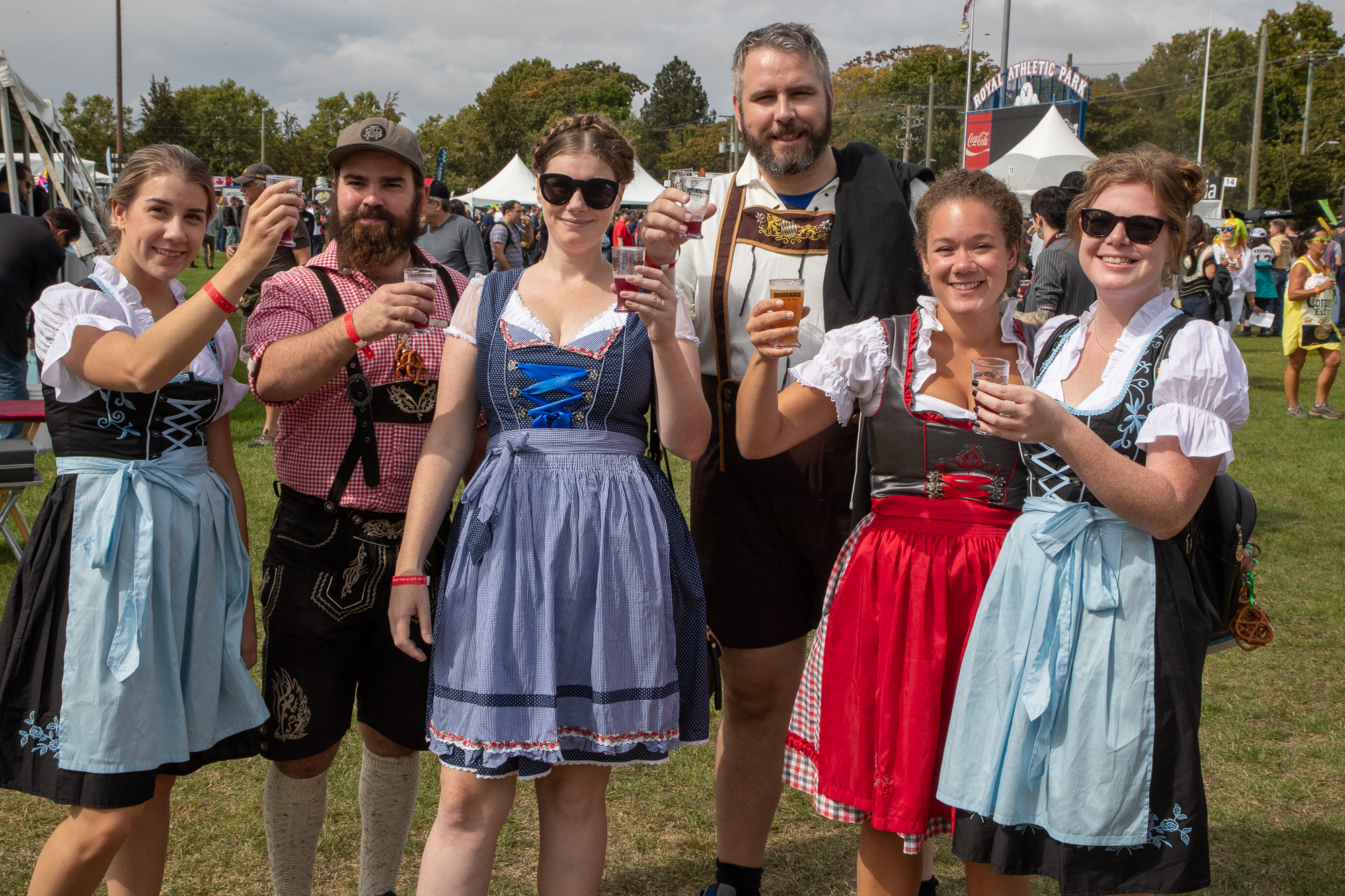 New Stewards Of Canada's Oldest Beer Fest Making Their Mark