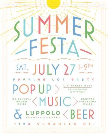 Summer Festa @ Luppolo Brewing Company