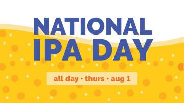 National IPA Day - Rare Brews @ BREWHALL
