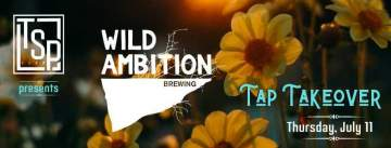 Wild Ambition - Tap Takeover @ The Train Station Pub