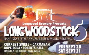 Longwoodstock 2019: Current Swell, Carmanah & More