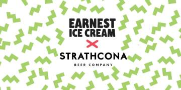 EARNEST ICE CREAM X STRATHCONA BEER PARTY @ Strathcona Brewing Company