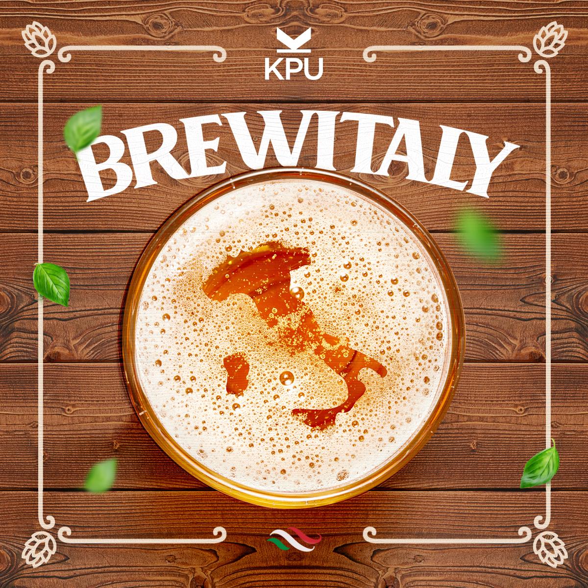 BrewItaly — Craft Beer + Italian Food Tasting Event