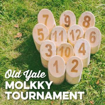 Molkky Tournament @ Old Yale Brewing |  |  |