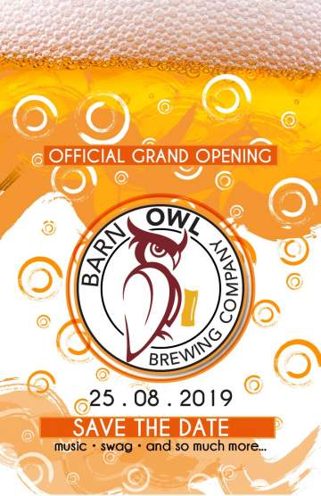 Official Grand Opening @ Barn Owl Brewing Company