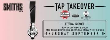 Backcountry & Persephone Tap Takeover @ Smiths Pub