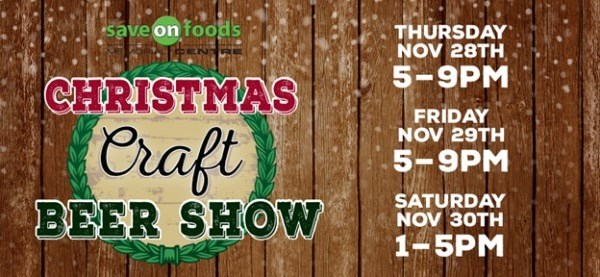 Christmas Craft Beer Show 2019
