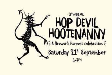 Hop Devil Hootenanny @ Strange Fellows Brewing