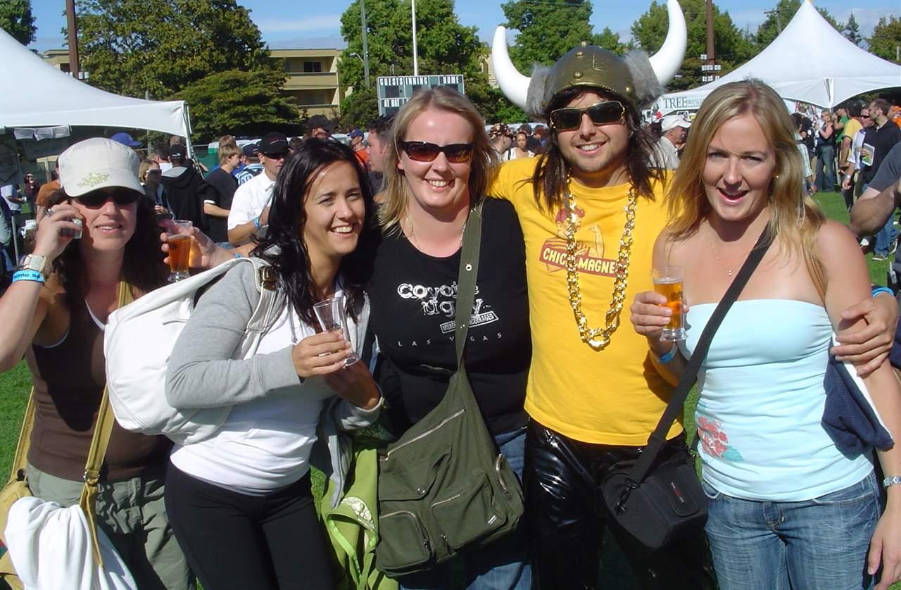 Victoria Beer Weekend Kicks Off