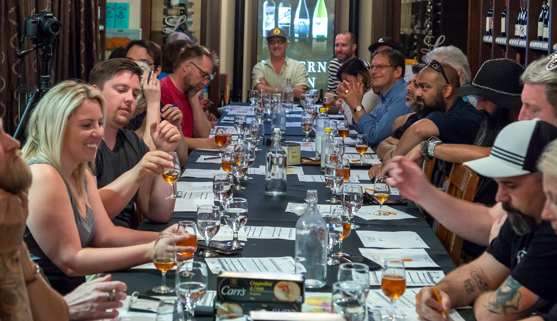 Evaluating Beer: An Evening With The What's Brewing Tasting Panel