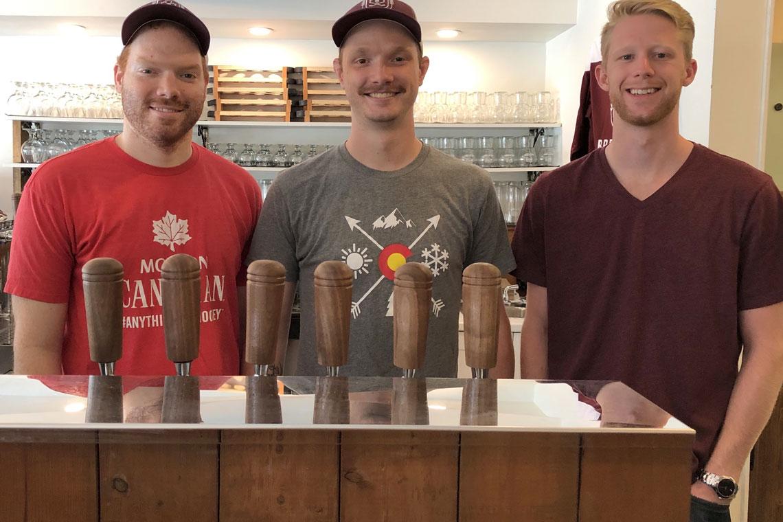 South Okanagan Beer Scene Breaks Away