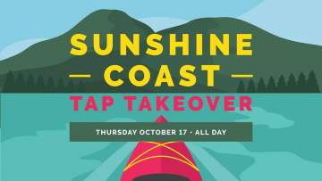 Sunshine Coast Tap Takeover @ BREWHALL
