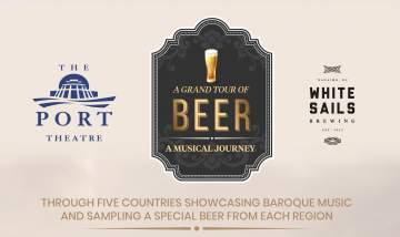 A Grand Tour of Beer @ Baumann Centre