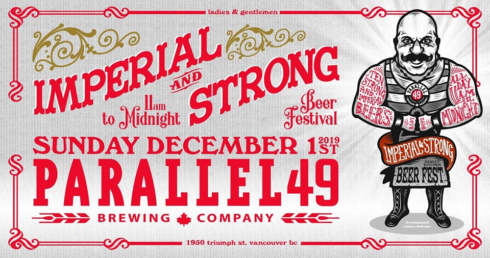 Imperial & Strong Beer Festival