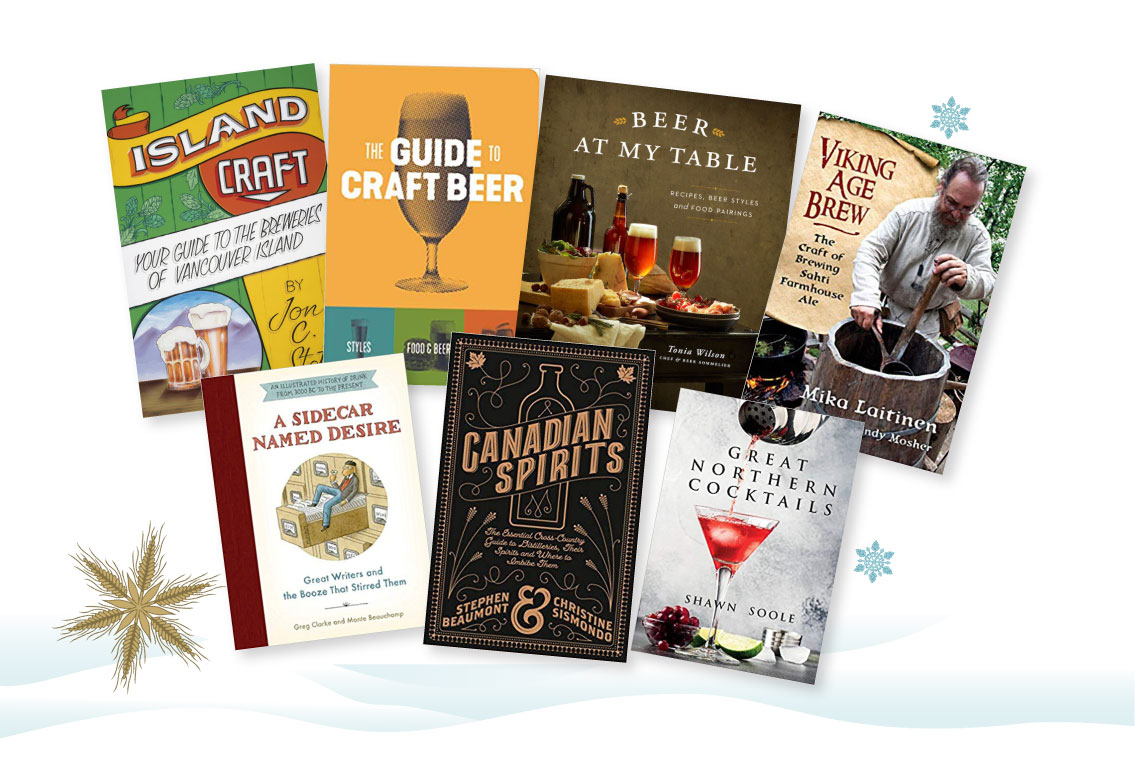 Books About Beer And Spirits: A Holiday Gift Guide