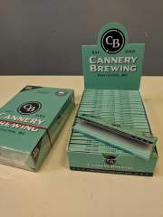 Cannery Brewing rolling papers