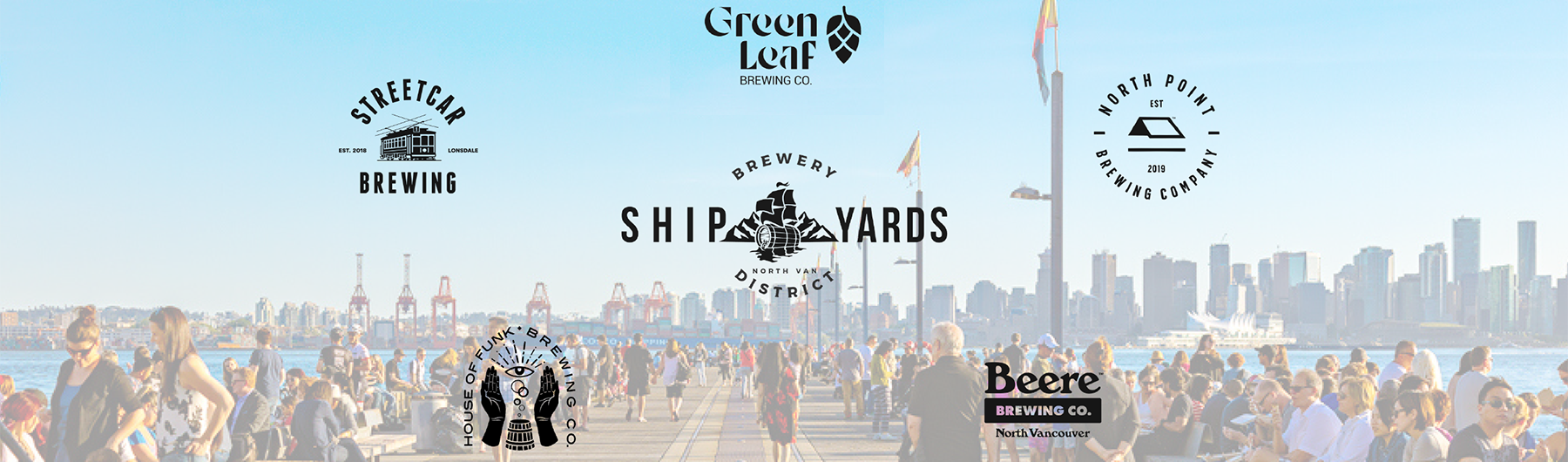 Shipyards Brewery District Family Day Brewery Crawl