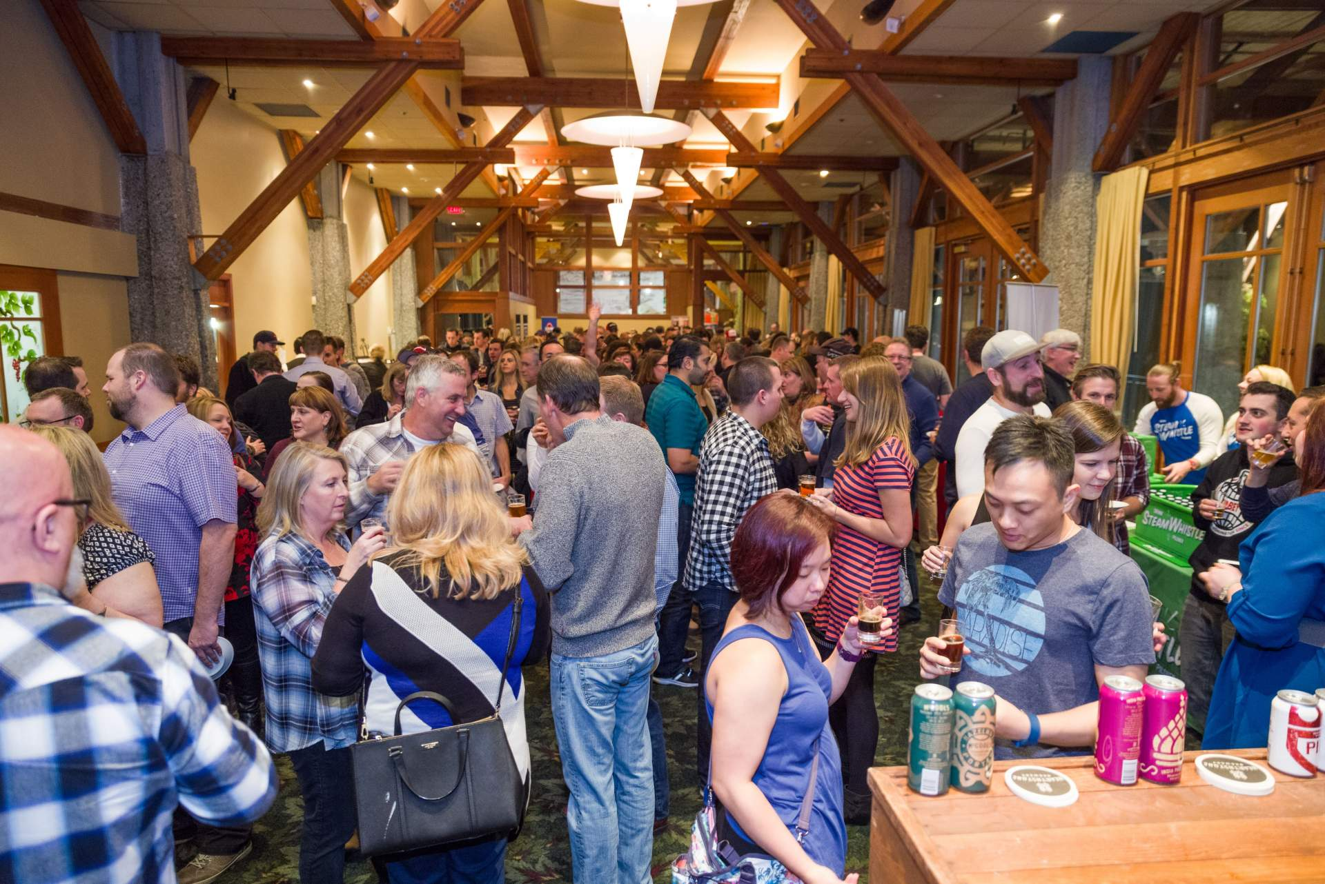 Getting Back To Their Roots: Coquitlam's Beerfest Returns Home