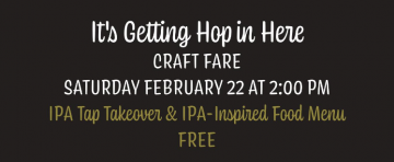 NCBW 2020: It's Getting Hop in Here @ Craft Fare | Nanaimo | British Columbia | Canada