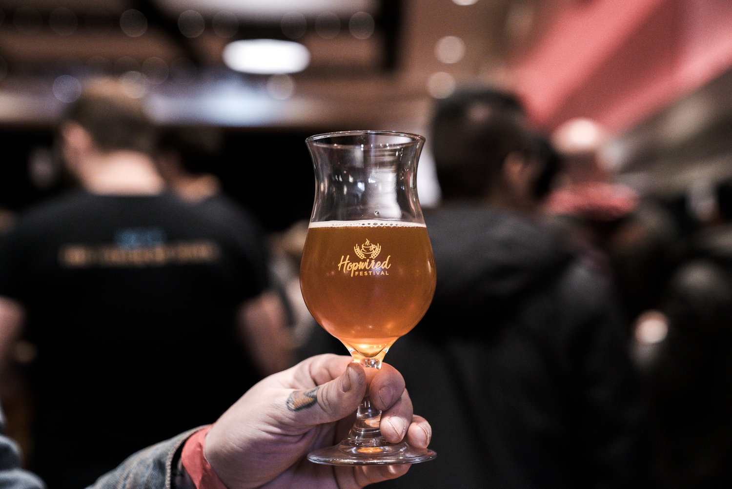 What's Percolating In The Mind Behind BC's Beer & Coffee Festival