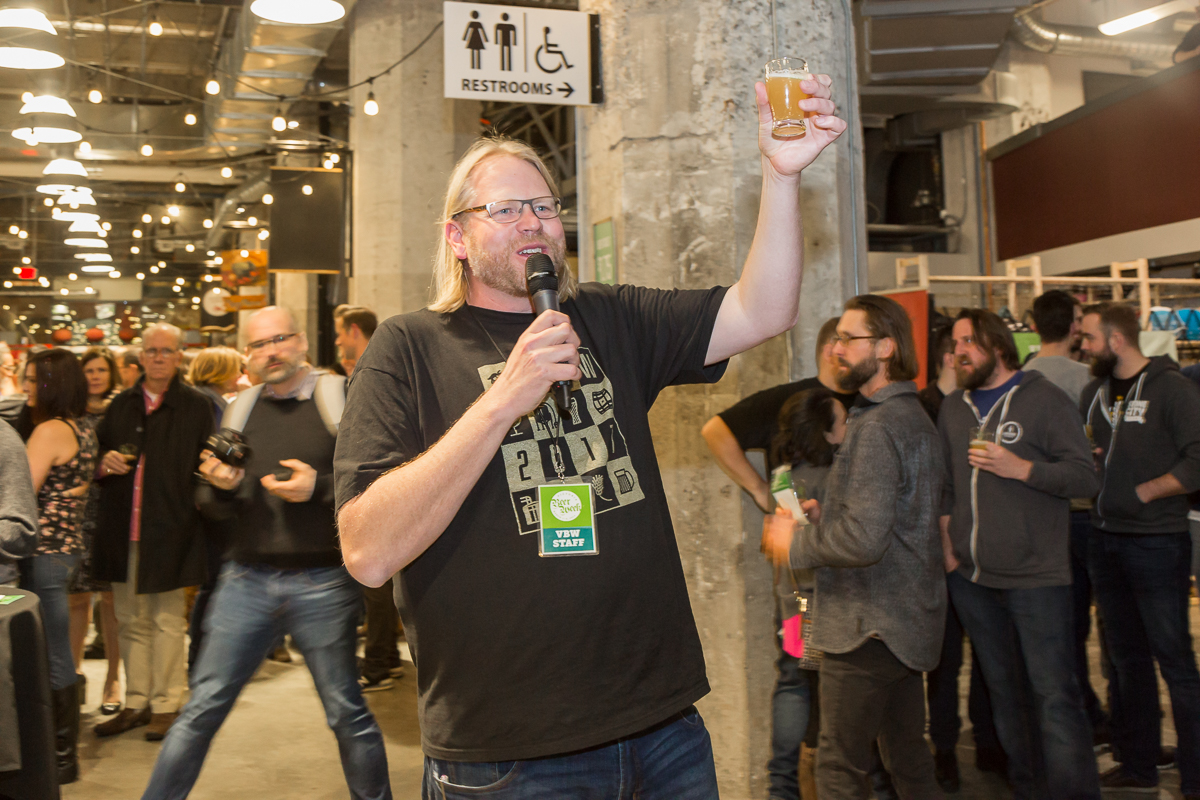 Seven Years Of Victoria Beer Week: A Conversation With Joe Wiebe