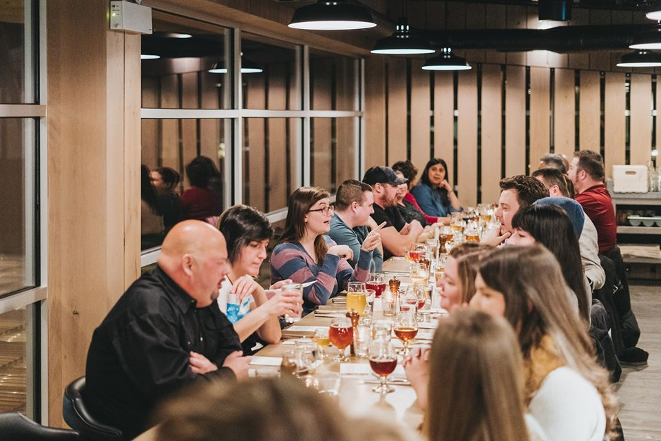 Abbotsford Brewmaster Dinner