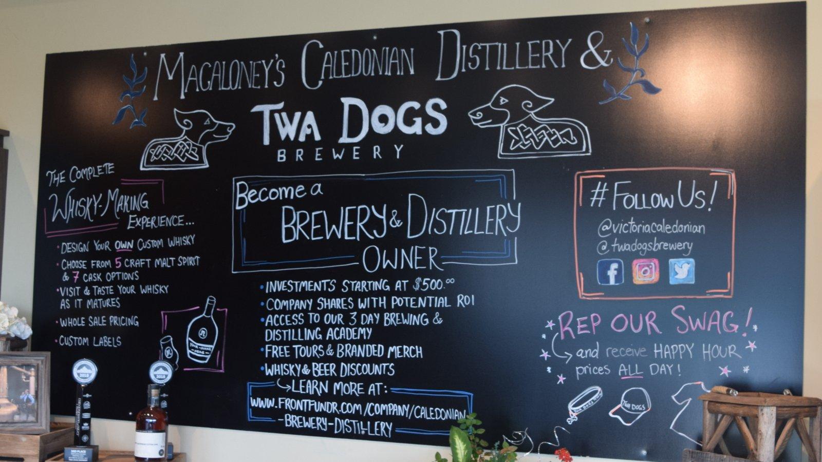 Victoria Caledonian: Distilling Success At One Of BC's Hidden Gem Breweries