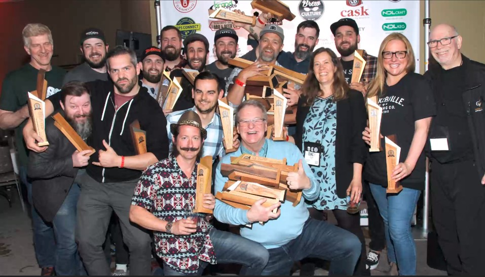 Canadian Brewing Awards Goes Online