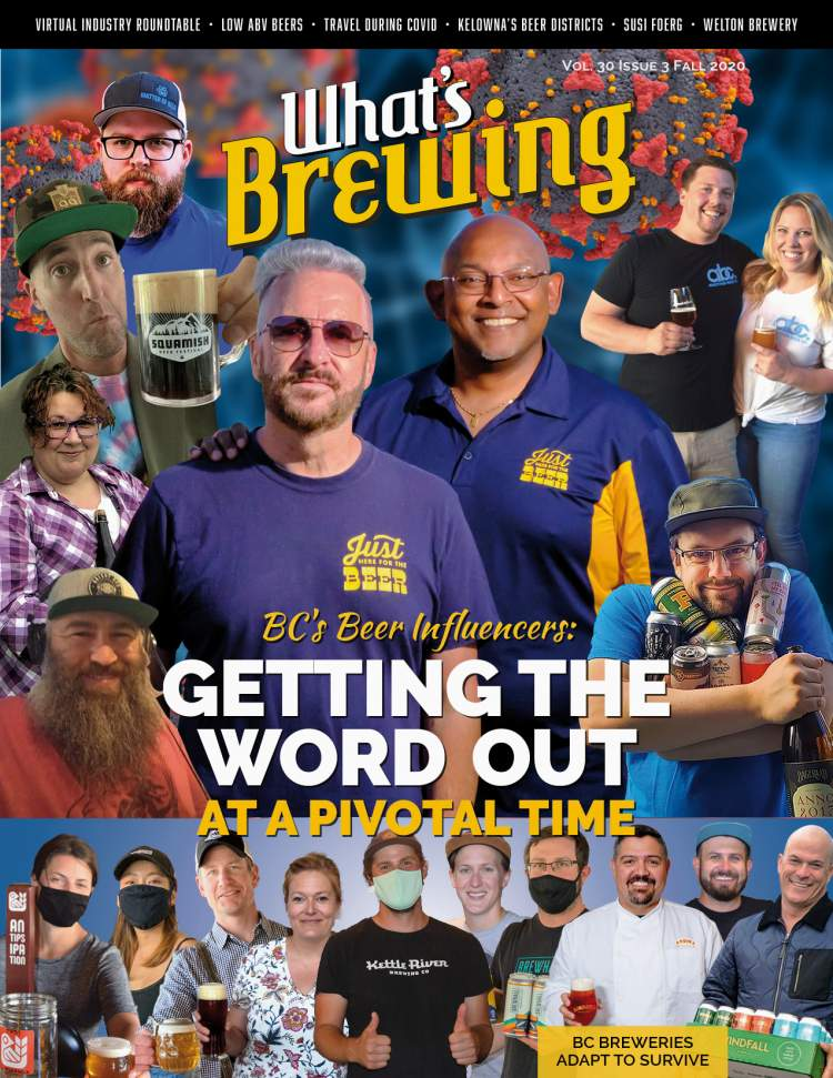 What's Brewing Fall 2020